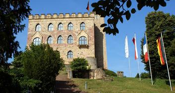 Haibaches Schloss (Bild: Pixabay)