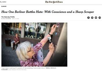 26.05.2016 - New York Times
