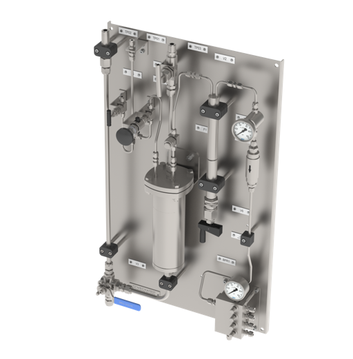 BEST Steam and Water Analysis Systems - SWAS systems Best Instruments and Mechatest Sampling