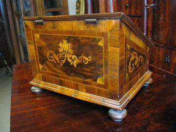 Barocke Schreibschatulle um 1750