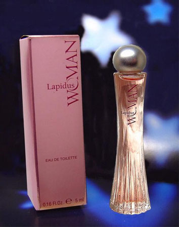 TED LAPIDUS - LAPIDUS WOMAN, EAU DE TOILETTE 5 ML