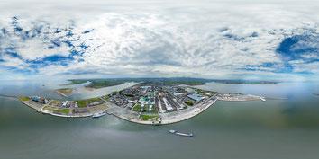 松阪市 松阪港