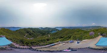 南伊勢町 見江島展望台