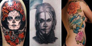 Corsi tatuaggio artistico Roma Colosseo Imperium Artis