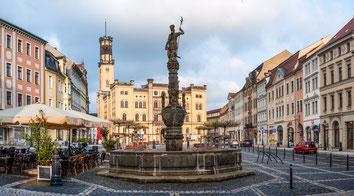 Marktplatz, Zittau