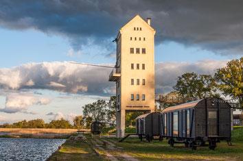 Groß-Neuendorf, Hafen