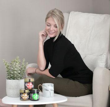 Emilie Faremo fondatrice de Blåberry.ch