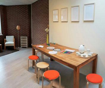 Zen Centrum Eemland, stilteruimte, stilte, inspiratie, rust, creativiteit, haikus, madalas, kraanvogels vouwen