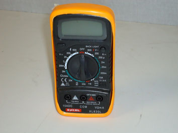 Prüfgerät Digital Multimeter