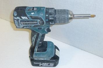 Akkuschrauber BD459 für Sanierung und Neubau