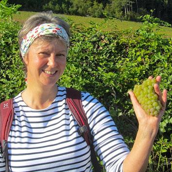 Karoline Knoth - Guide Conférencière - Weinfachfrau aus Franken in Burgund