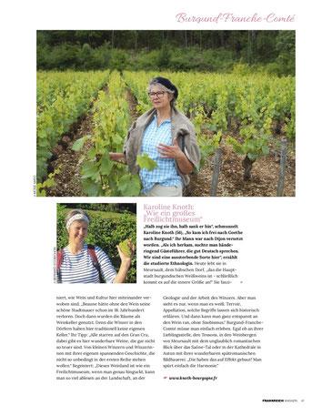 Frankreichmagazin 2020