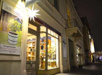 Laden Patina Garden _ ruhig zentral gelegen, im Hintergrund der Luisenplatz.