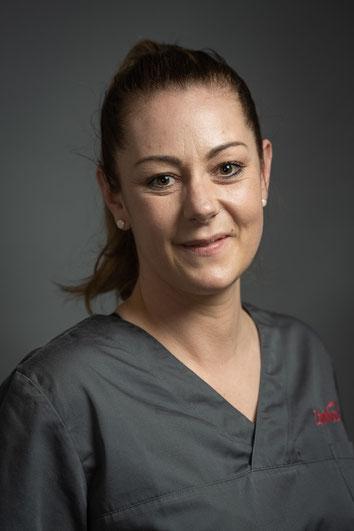 Prophylaxeassistentin Carmen Kaltenrieder