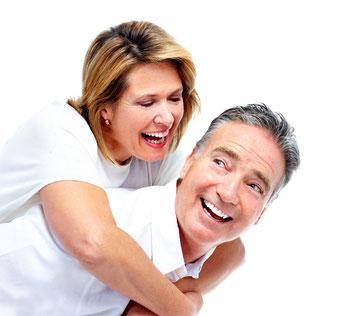 Nach Zahnaufhellung 3-5 Jahre weisse Zähne