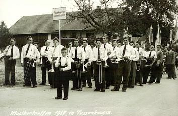 Musikertreffen 1957