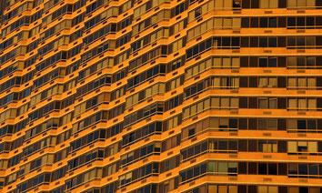Wohnen, Wohnungsmarkt, Haus, Fenster, Fassade