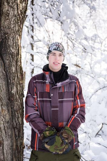 Portrait photo corpo guide plein air Nicolas Évasions Canadiana au Québec Canada par Marie Deschene photographe pour Pakolla