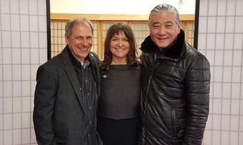 Martin Mittermeier, Anita Mittermeier-Breitner, Dr. Zhongwen Zhang