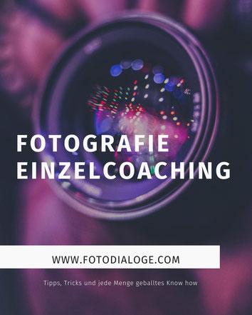 Fotografie Einzelcoaching in und um München für Amateurfotografen und Hobbyfotografen zu verschiedenen Themen