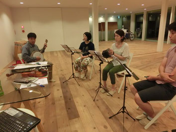 アイリッシュ音楽 教室