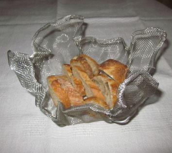 petits plats inox alimentaire, avec dessins, bords recourbés