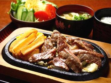 もも焼き肉(イメージ)