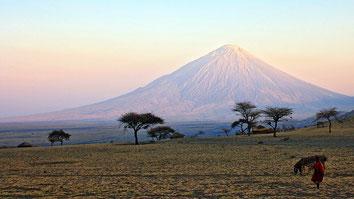 Ol Donyo Sabuk Mountain