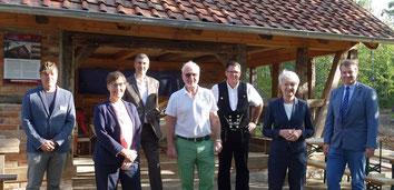Dr. Scheller Stiftung und Workshop KZ Wohld