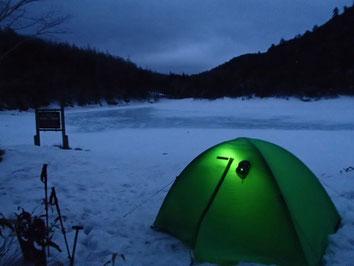テント泊装備