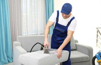 химчистка мягкой мебели в Москве и Московской области