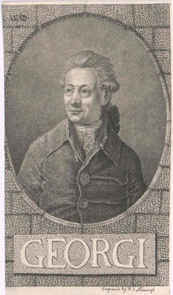 Georgi Johann Gottlieb (1729-1802)