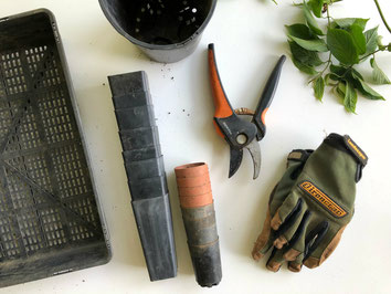Garten Werkzeug, Gartenarbeit, Gartenpflege