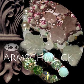www.perltrend.com Armschmuck Armbänder Armketten Perltrend Luzern Schweiz Onlineshop Schmuck Perlen Accessoires