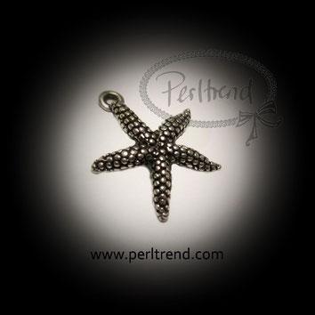 www.perltrend.com Anhänger silberfarben Maritim Modeschmuck Pendant Schmuck Perltrend Luzern Schweiz Onlineshop