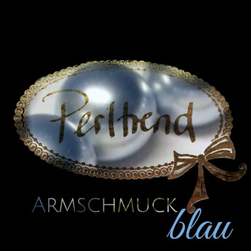 Perltrend Luzern Schweiz www.perltrend.com Schmuck Jewellery Jewelry Bijoux Gioielli Armschmuck Armband Bracelet Armkette Accessoires Armbänder blau hellblau dunkelblau blue