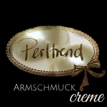 Perltrend Luzern Schweiz www.perltrend.com Schmuck Jewellery Jewelry Bijoux Gioielli Armschmuck Armband Bracelet Armkette Accessoires Armbänder creme cream cremefarben