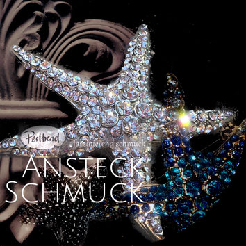 www.perltrend.com Ansteckschmuck Broschen Nadeln Perltrend Luzern Schweiz Onlineshop Schmuck Perlen Accessoires