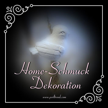 www.perltrend.com Home-Schmuck Dekoration