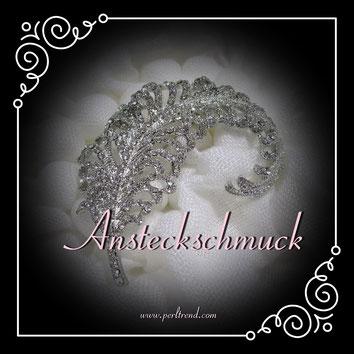 www.perltrend.com Ansteckschmuck Broschen Nadeln
