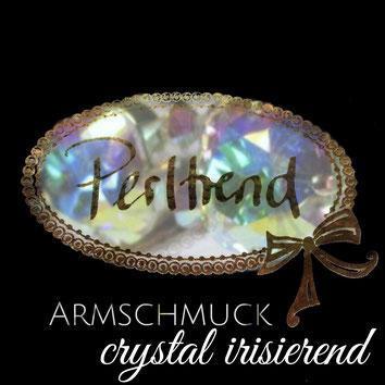 Perltrend Luzern Schweiz www.perltrend.com Schmuck Jewellery Jewelry Bijoux Gioielli Armschmuck Armband Bracelet Armkette Accessoires Armbänder crystal crystalfarben durchsichtig irisierend AB Aurora Boreale regenbogenfarben glänzend bunt