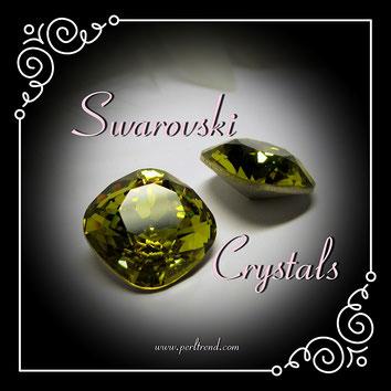 www.perltrend.com Swarovski Crystals