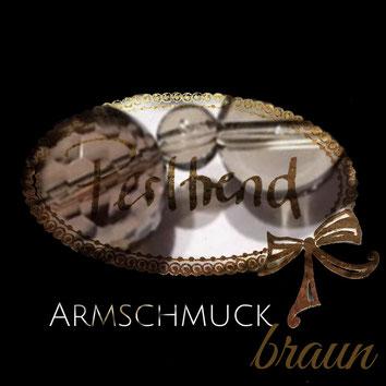 Perltrend Luzern Schweiz www.perltrend.com Schmuck Jewellery Jewelry Bijoux Gioielli Armschmuck Armband Bracelet Armkette Accessoires Armbänder braun brown hellbraun dunkelbraun