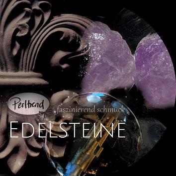 www.perltrend.com Edelsteine Edelsteinperlen Perlen Schmeichler Perltrend Luzern Schweiz Onlineshop Schmuck Perlen Accessoires