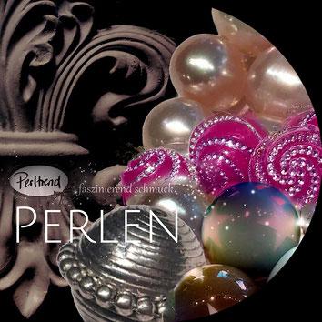 www.perltrend.com Perlen Pearls Süsswasserperlen Glasperlen Acrylperlen Silberperlen  Goldperlen diverse Perltrend Luzern Schweiz Onlineshop Schmuck Perlen Accessoires
