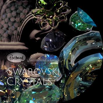 www.perltrend.com Swarovski Crystals Perltrend Luzern Schweiz Onlineshop Schmuck Perlen Accessoires