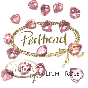 www.perltrend.com Swarovski Crystal Elements original Crystals Perltrend Luzern Schweiz Onlineshop Schmuck Jewellery Schmuckverarbeitung facettet facettierte Crystal Fancy Stone Heart 4800 Light Rose Herz 11 x 10 mm