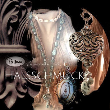 www.perltrend.com Halsschmuck Halsband Halsketten Perltrend Luzern Schweiz Onlineshop Schmuck Perlen Accessoires