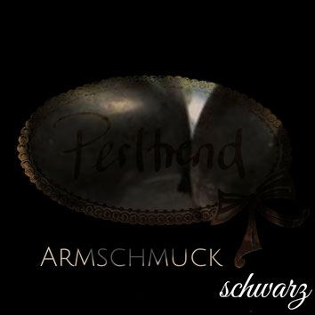 www.perltrend.com Armschmuck Bracelet schwarz Schmuck Jewellery Jewelry Perltrend Luzern Schweiz Onlineshop