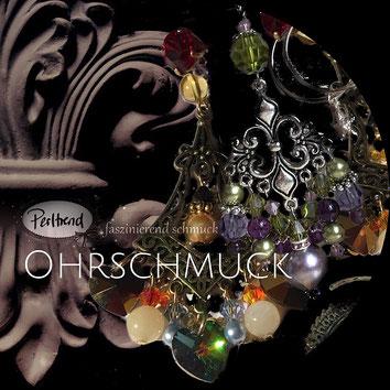 www.perltrend.com Ohrschmuck Ohrringe Ohrstecker Perltrend Luzern Schweiz Onlineshop Schmuck Perlen Accessoires